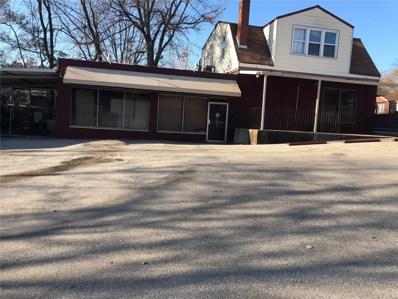 7002 Garesche Avenue, St Louis, MO 63136 - #: 18092480