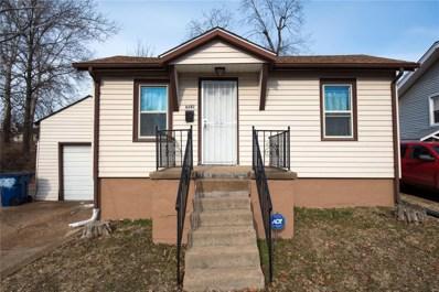 8281 Albin Avenue, St Louis, MO 63114 - #: 19004644