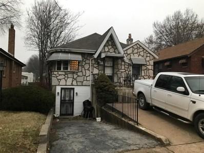 3211 Gary Drive, St Louis, MO 63121 - #: 19007163