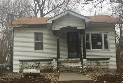 1346 N 41st, East St Louis, IL 62204 - #: 19013316
