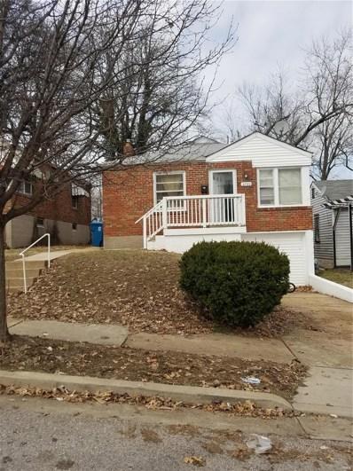 3735 Melba Place, St Louis, MO 63121 - #: 19014027