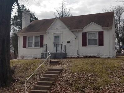 4225 Colonial Avenue, St Louis, MO 63121 - #: 19014037