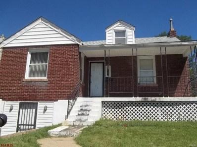 6723 Edison Avenue, St Louis, MO 63121 - #: 19015162