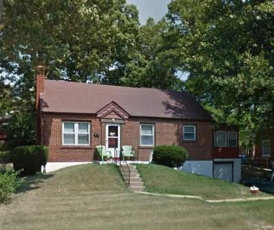 7125 Farley Avenue, St Louis, MO 63121 - #: 19015182