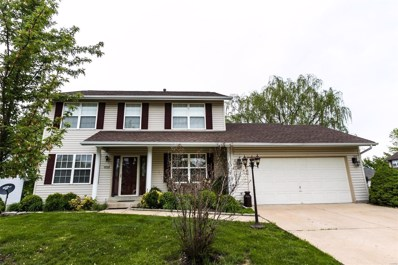 24 Meadowstone Court, St Charles, MO 63303 - #: 19015906