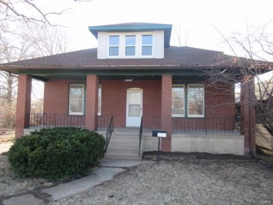 2410 North And South Road, St Louis, MO 63114 - #: 19018928