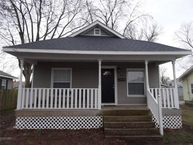 48 Harnett Avenue, Wood River, IL 62095 - #: 19023186