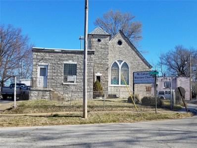 6403 Ridge Avenue, St Louis, MO 63133 - #: 19023479
