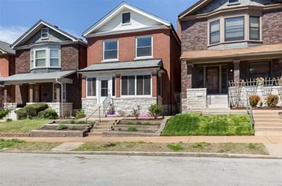 3663 McRee Avenue, St Louis, MO 63110 - #: 19023608