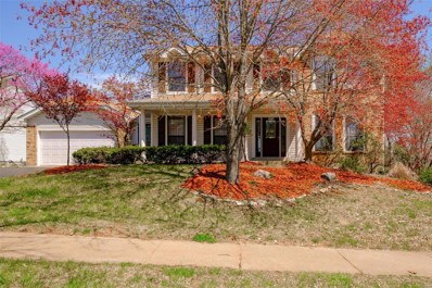1312 Colony Way Court, Chesterfield, MO 63017 - #: 19023828