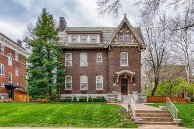 48 Washington Terr, St Louis, MO 63112 - #: 19024581
