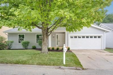 617 Glen Cove Terr, Lake St Louis, MO 63367 - #: 19025338