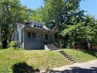 7226 Harney Avenue, St Louis, MO 63136 - #: 19025652