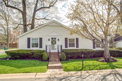 2166 Lakeview Drive, St Louis, MO 63131 - #: 19026189