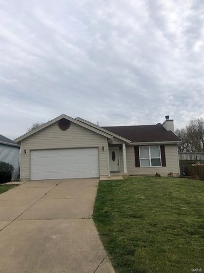 137 Hollow Creek Drive, St Peters, MO 63376 - #: 19026966