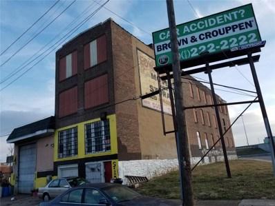918 La Beaume, St Louis, MO 63102 - #: 19027377