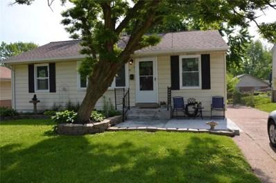 4308 Herbert Avenue, St Louis, MO 63134 - #: 19028371