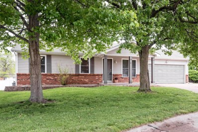 8 Harvest Meadow Court, St Peters, MO 63376 - #: 19031573