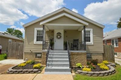 763 Reed Avenue, St Louis, MO 63125 - #: 19033560