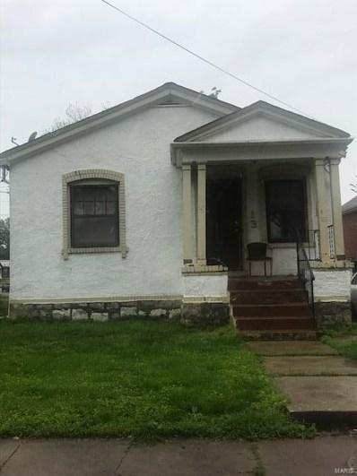13 Blakemore, St Louis, MO 63121 - #: 19035435