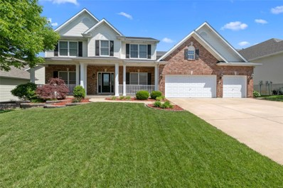 613 Sterling Terrace Drive, St Charles, MO 63301 - #: 19035714