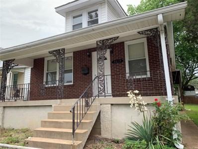 3619 Risch Avenue, St Louis, MO 63125 - #: 19042245