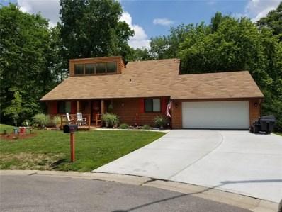 1996 Lemontree Court, Collinsville, IL 62234 - #: 19042361