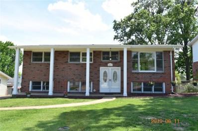 4516 Haverleigh Terr, St Louis, MO 63128 - #: 19044585