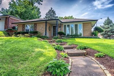 6401 Myrlette Court, St Louis, MO 63116 - #: 19045582