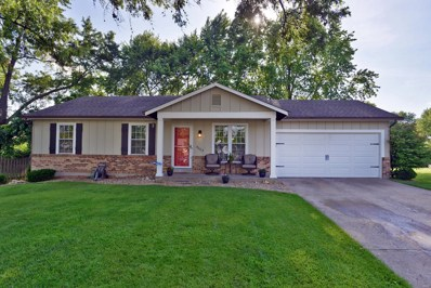 4002 Harvest Meadow Drive, St Peters, MO 63376 - #: 19045763