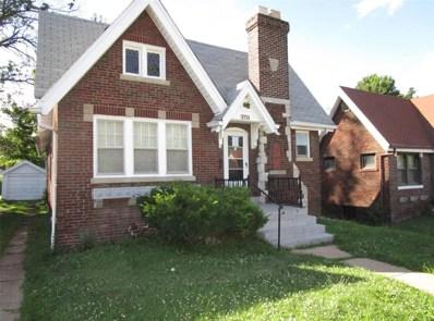 3711 Melba Place, St Louis, MO 63121 - #: 19047356