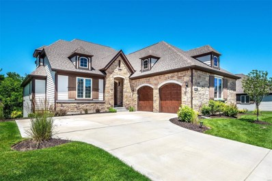 12709 Creekside View, St Louis, MO 63141 - #: 19047787