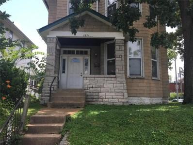 6454 Virginia Avenue, St Louis, MO 63111 - #: 19050670