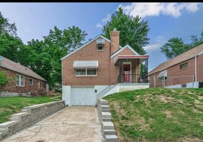 6921 Edison Avenue, St Louis, MO 63121 - #: 19053205