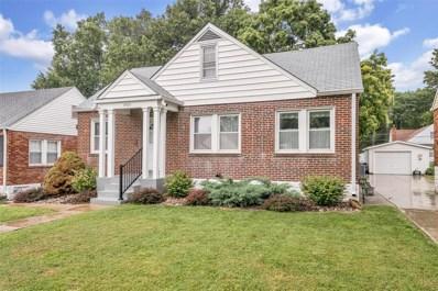 8905 Oneida Lane, St Louis, MO 63114 - #: 19053537