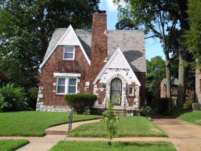 7319 Huntington Drive, St Louis, MO 63121 - #: 19053596