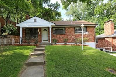 8511 Rosalie Avenue, St Louis, MO 63144 - #: 19057741