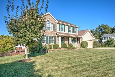1 Moss Pointe Court, St Charles, MO 63303 - #: 19057763