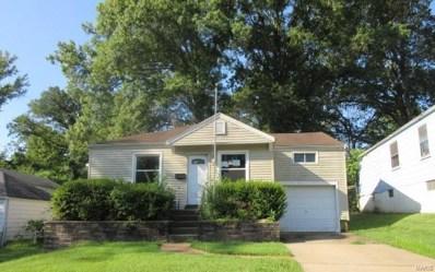 7452 Esterbrook Drive, St Louis, MO 63136 - #: 19059422