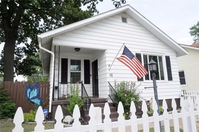 81 Eckhard Avenue, Wood River, IL 62095 - #: 19060645