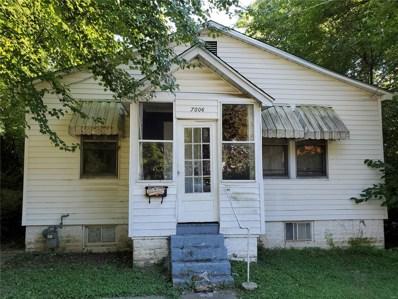 7006 Dawson Place, St Louis, MO 63136 - #: 19061413