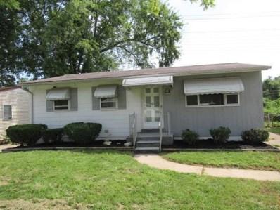 11876 Criterion Avenue, St Louis, MO 63138 - #: 19064708