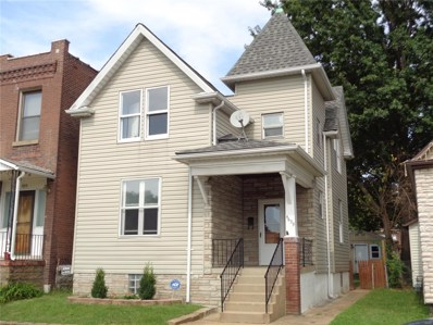 4639 Tyrolean Avenue, St Louis, MO 63116 - #: 19068994