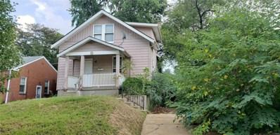 3726 Avondale Avenue, St Louis, MO 63121 - #: 19069053