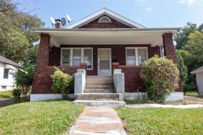 1326 Belrue Avenue, St Louis, MO 63133 - #: 19071419