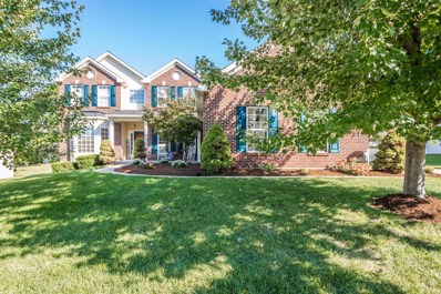 4207 Courtney Manor Drive, St Charles, MO 63304 - #: 19073034
