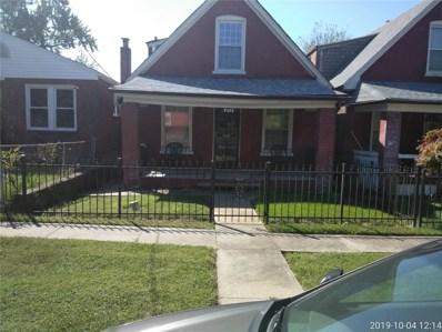 6432 Wells Avenue, St Louis, MO 63133 - #: 19074887
