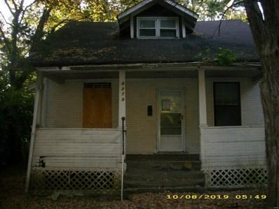 5319 Janet Avenue, St Louis, MO 63136 - #: 19075885