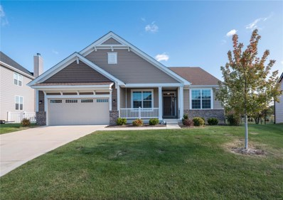 707 Tinsley Court, Cottleville, MO 63304 - #: 19078784