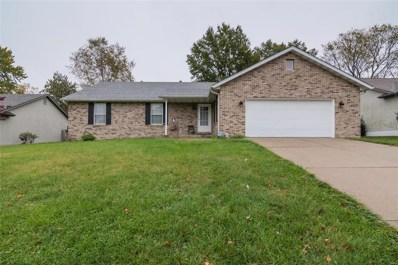 1853 Spruce Hill Drive, Belleville, IL 62221 - #: 19081448